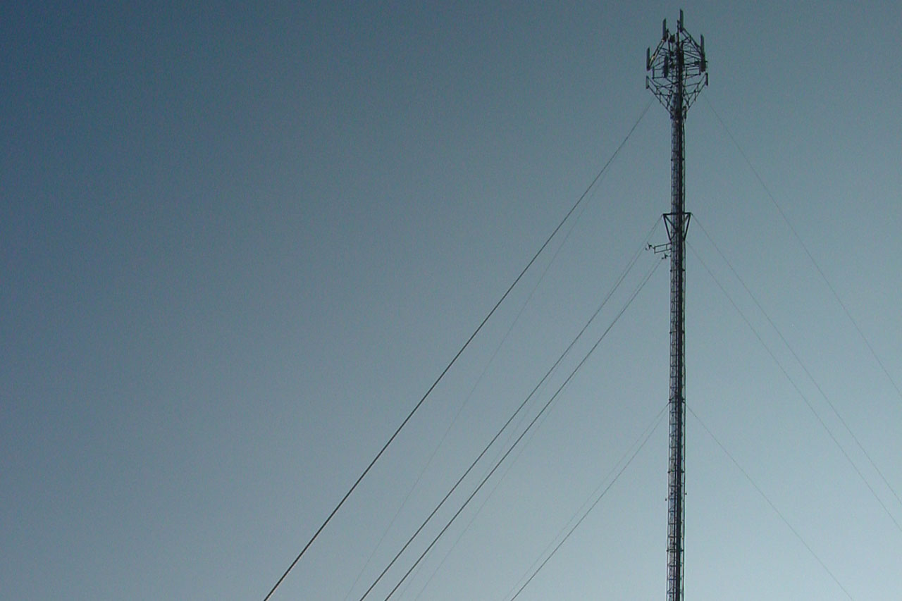 Guyed Tower | World Tower Company